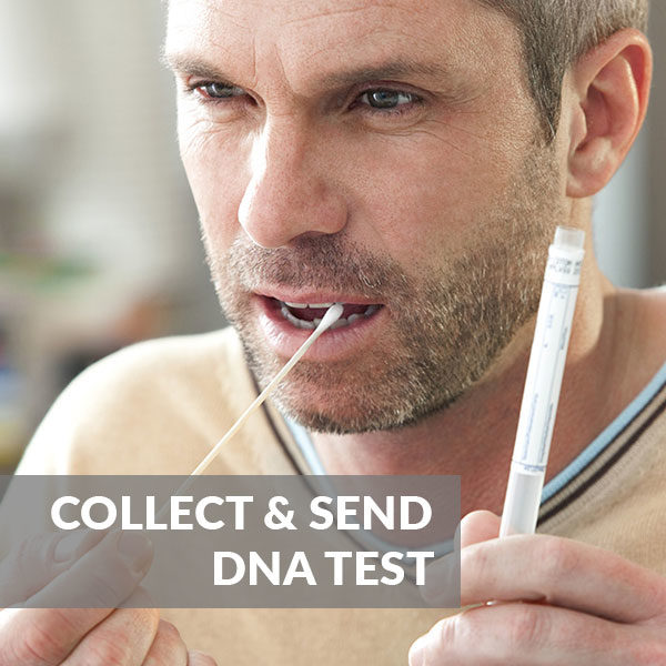 Collect & Send DNA Testing