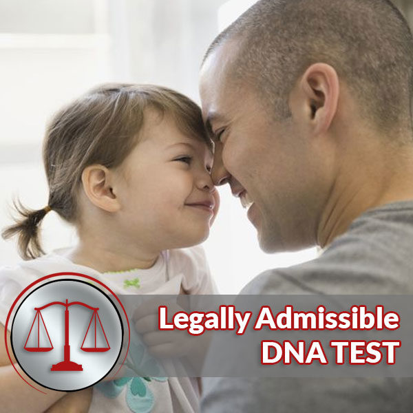 Paternity DNA Testing Legally Admissible Test
