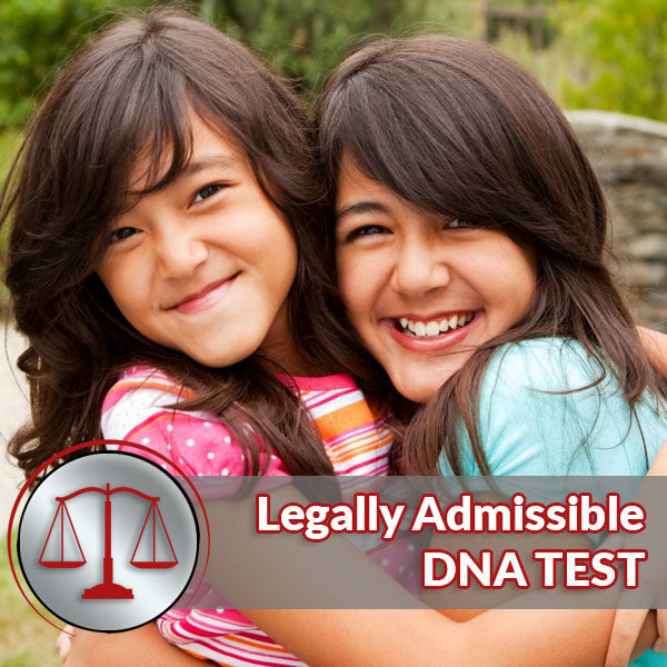 Siblings DNA Testing Legally Admissible Test
