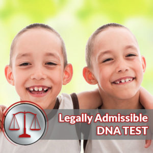 Twin Zygosity DNA Testing Legally Admissible Test