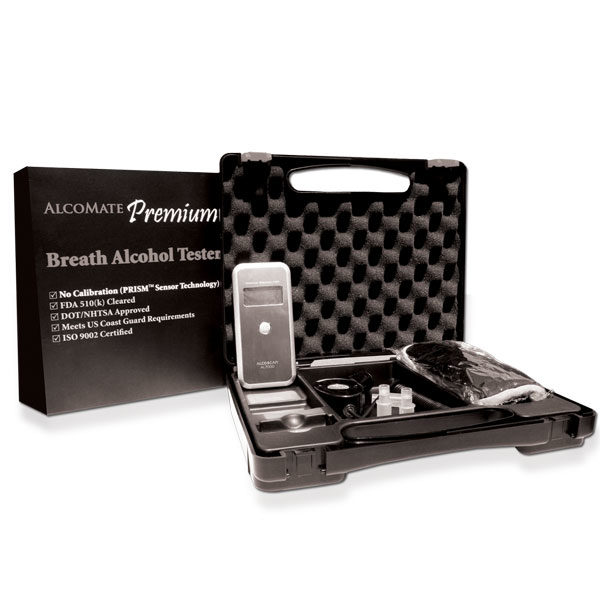 AlcoMate Premium Kit
