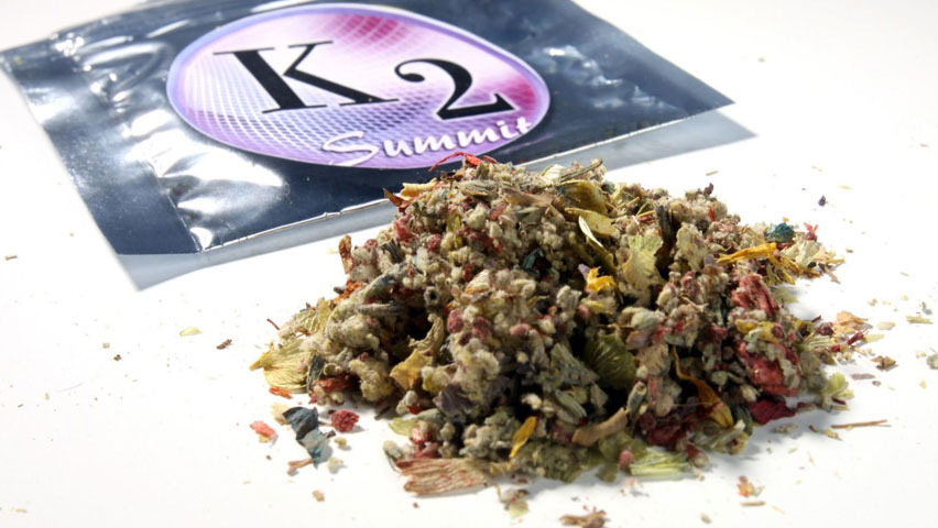 k2 spice drug testing