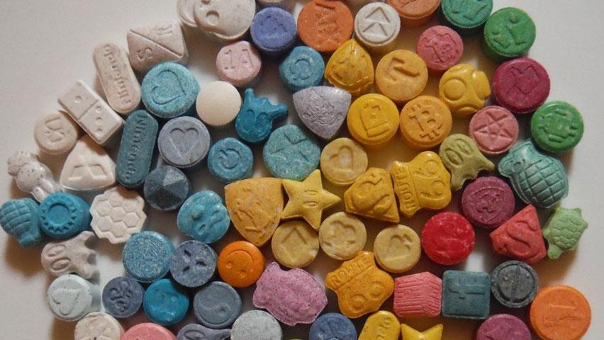 MDMA ecstasy drug test